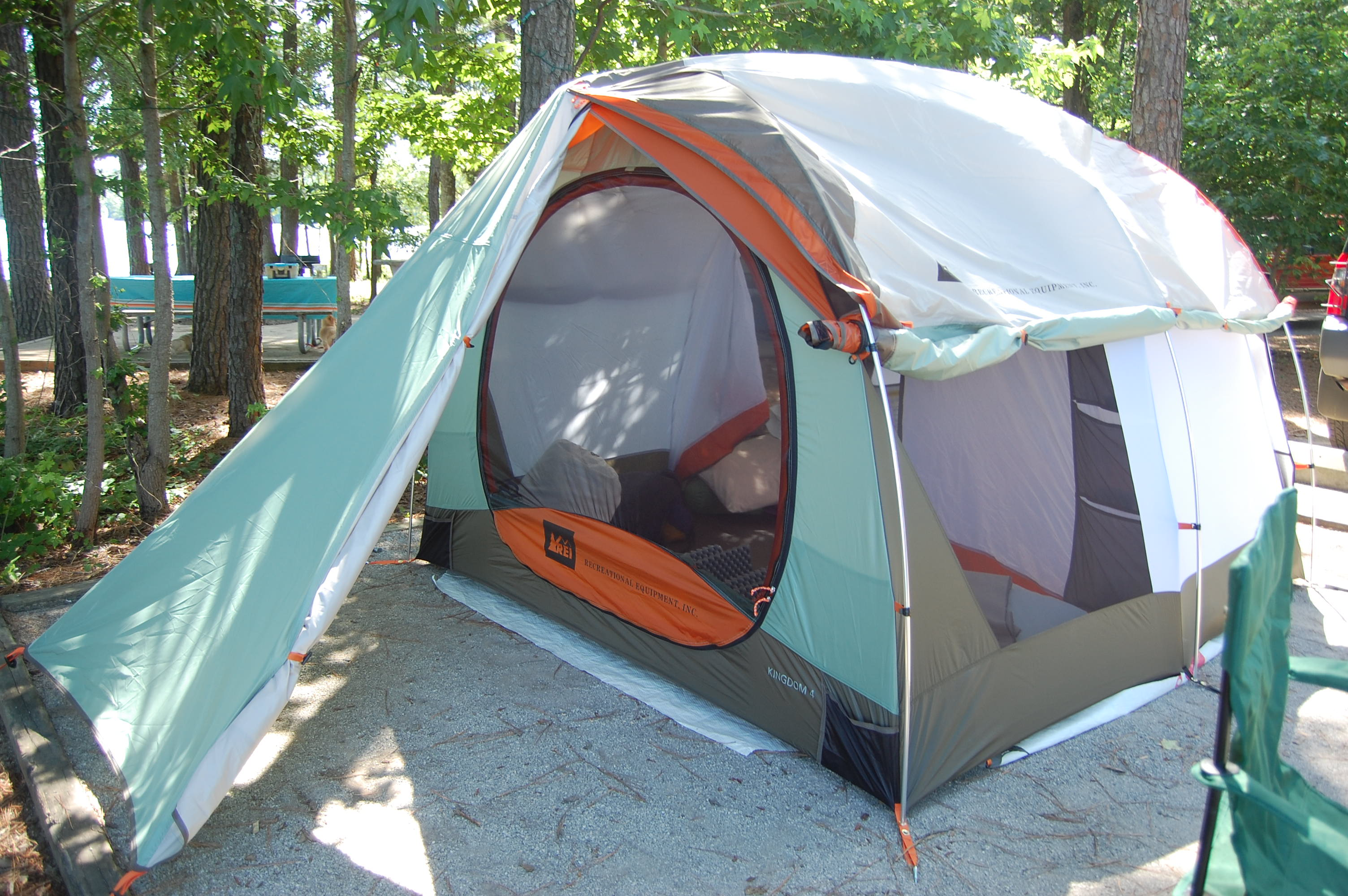 Taking in the new REI Kingdom ... & Piney Grove Family Camping Trip | Sticku0027s Blog