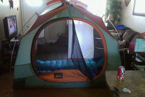 The Kingdom 4 ... & REI Kingdom 4 Family Tent | Sticku0027s Blog