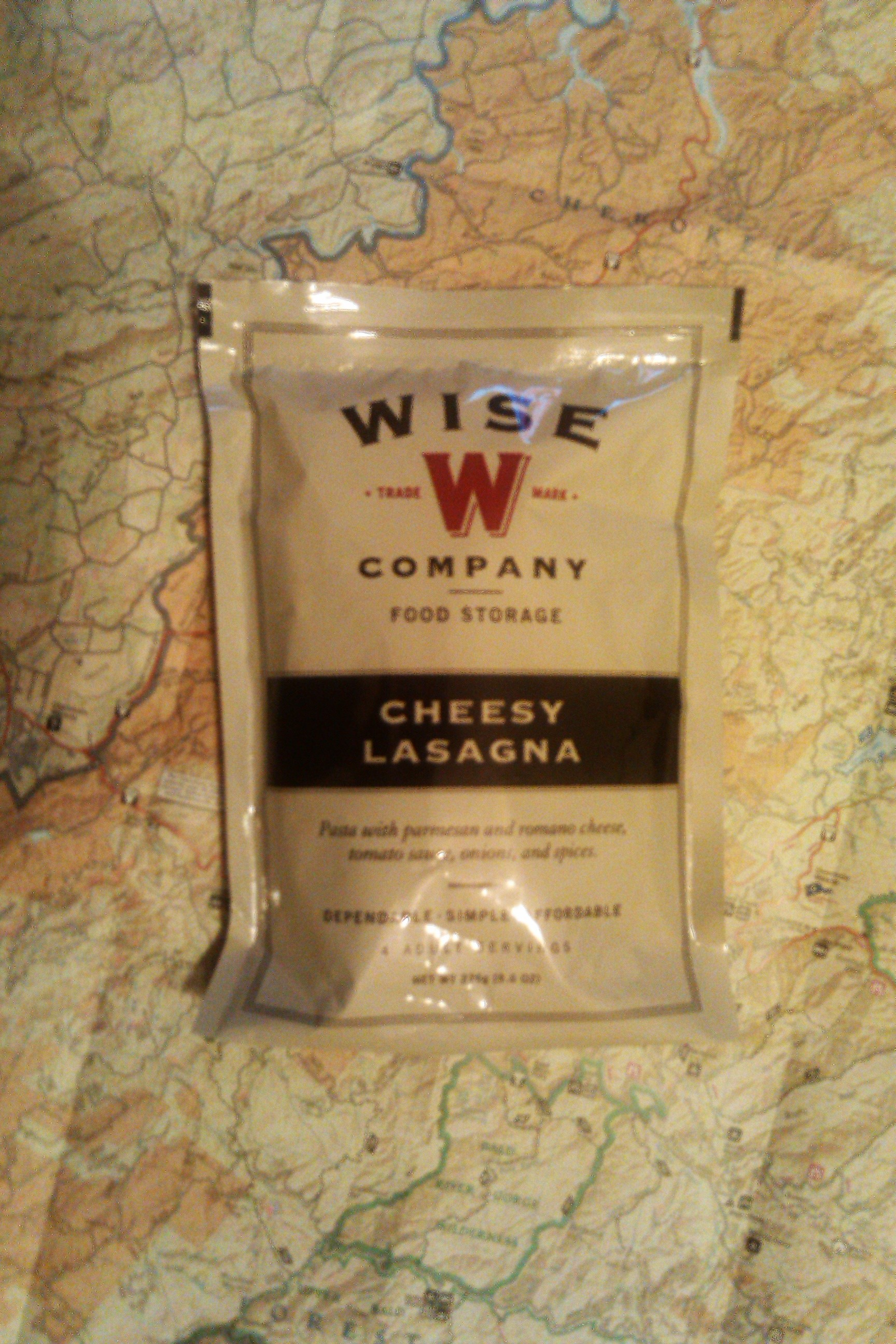 Wise Foods is a company that specializes in ready-made food storage meals (with emphasis on the storage). These freeze-dried / dehydrated meals are packaged ... & Wise Foods Free Sample | Sticku0027s Blog