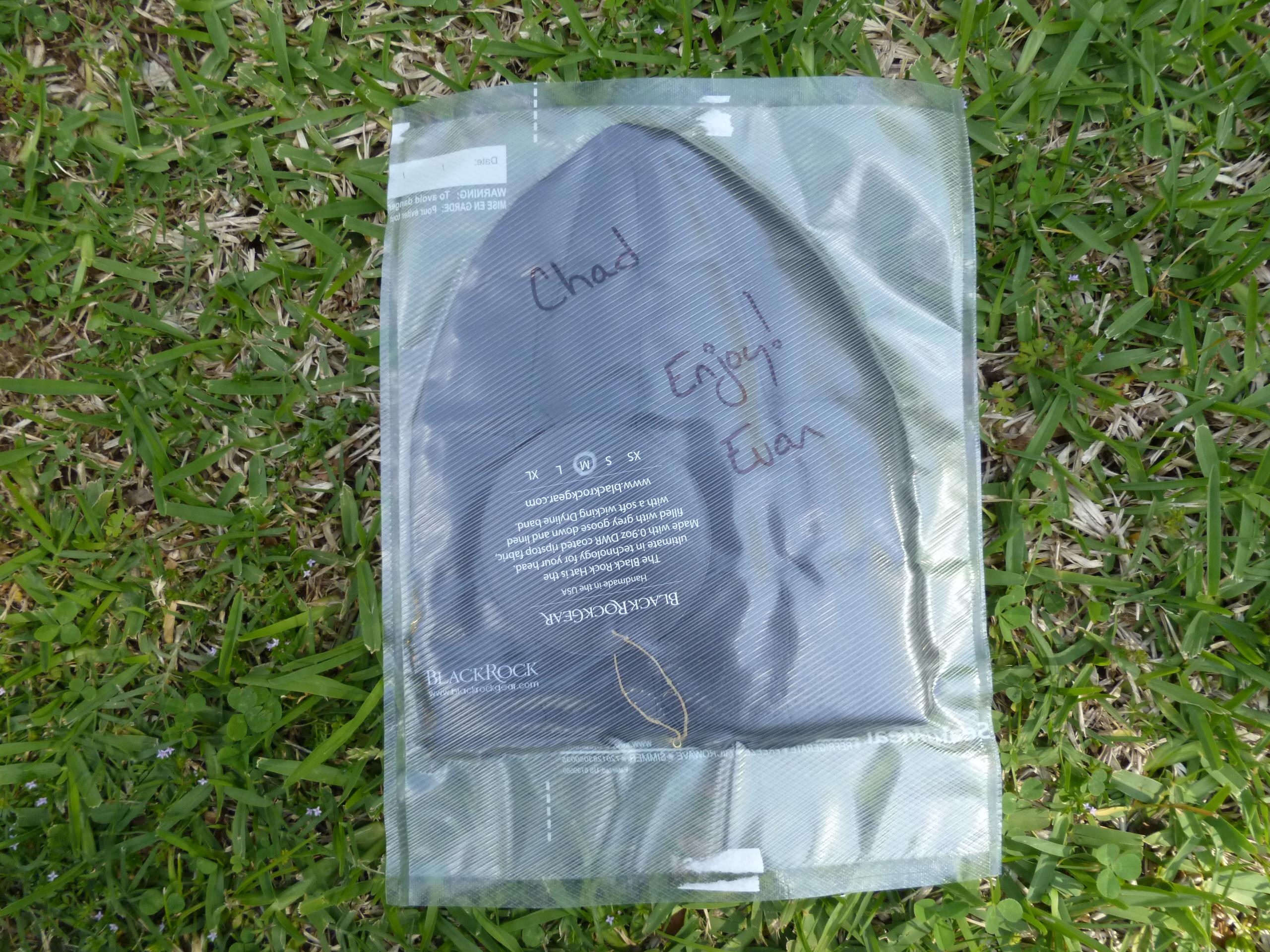 21623325943 Black Rock Gear Down Hat