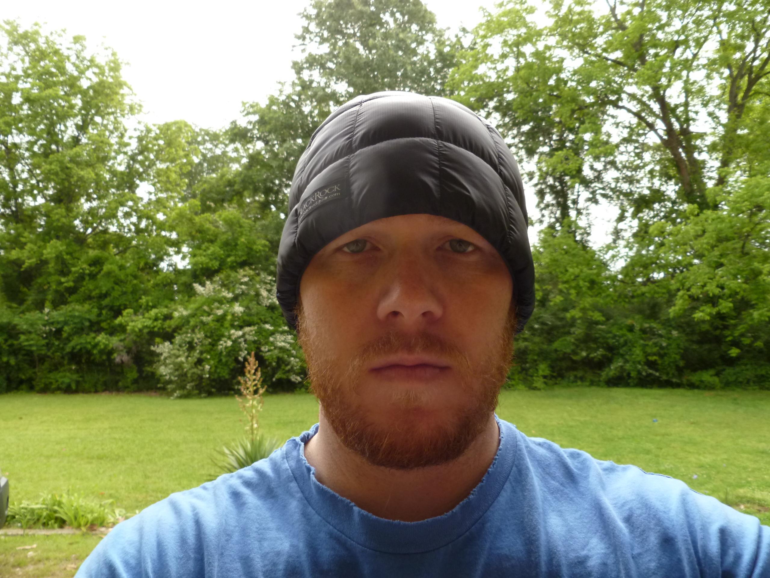 8a81eae4bf2 Black Rock Gear Down Hat. Yep