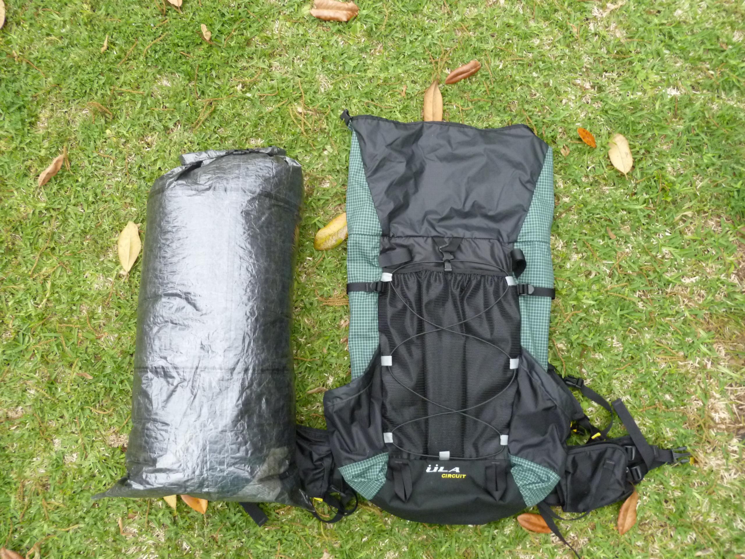 ZPacks Cuben Fiber 18 x 36 Dry Sack Pack Liner | Stick's Blog