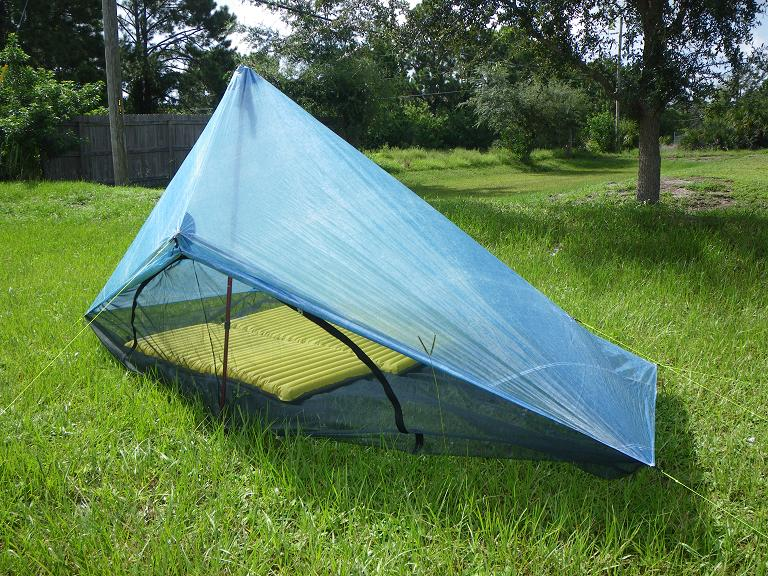 Hexamid ZPacks Hexamid Solo Plus Tent w/ Beak amp; Ground Sheet  Stick39;