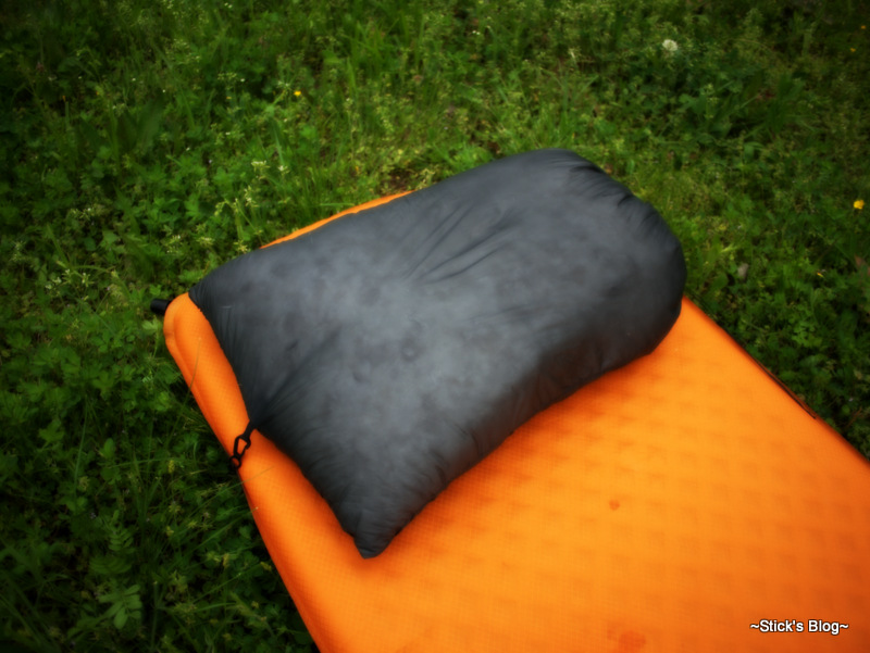 i am one of those hikers that carries a pillow when backpacking a pillow is a must in order for me to get the best nights sleep possible
