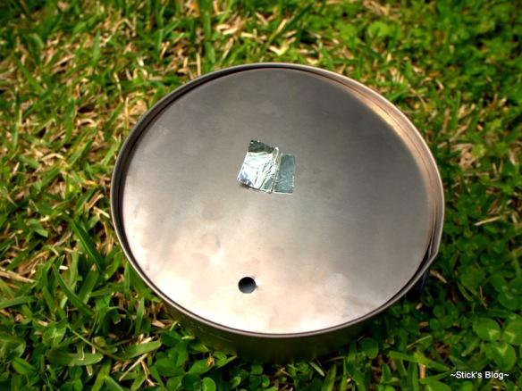 Td Sidewinder Caldera Cone The 0 9l Evernew Ul Ti Cook Pot Stick S Blog