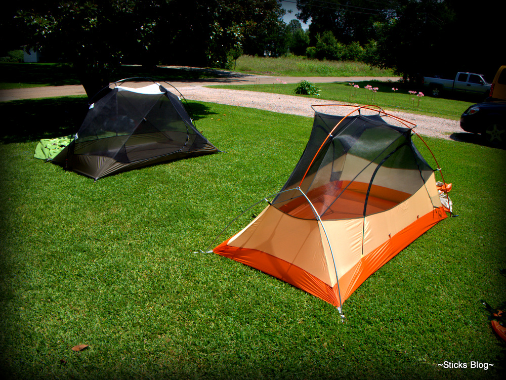 P1010918 & MSR Carbon Reflex 2 u0026 the Big Agnes Copper Spur UL2 | Sticku0027s Blog