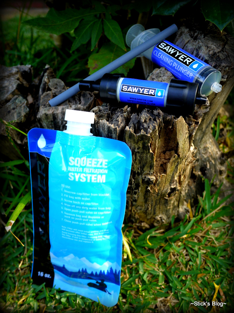 First Look @ the Sawyer Mini Water Filter