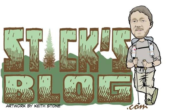 Sticks Blog Logo