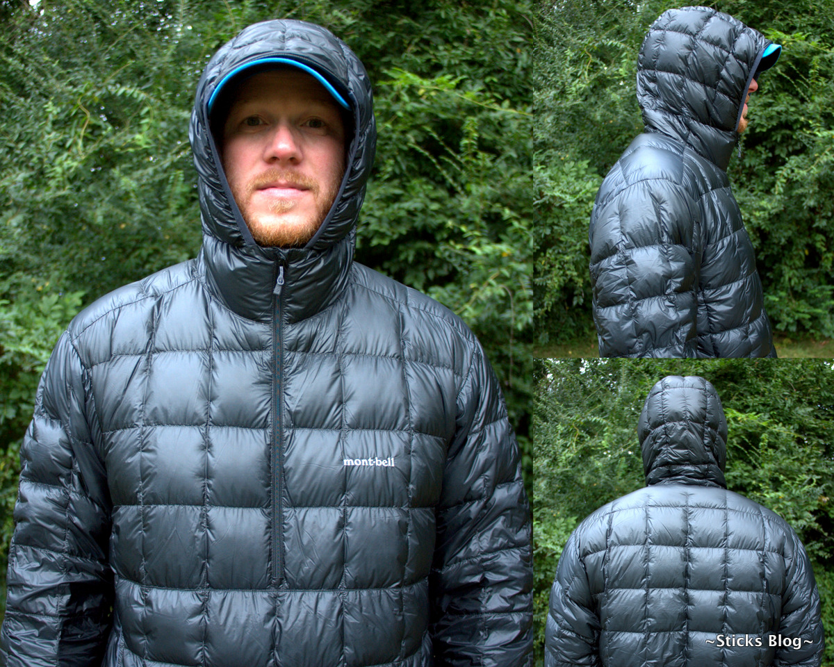 Montbell ul wind jacket
