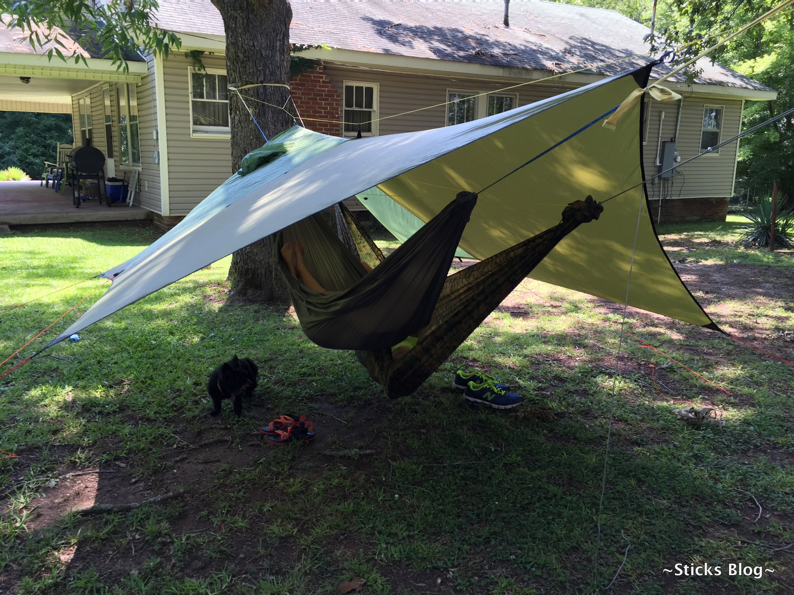sul   hammock gear list for 3 25 day at section hike phgt  meet virginia  u201csul u201d gear list   stick u0027s blog  rh   sticksblog